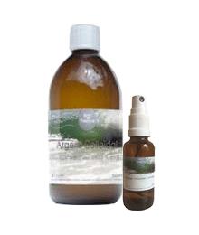 Bouteille de 500 ml + 1 Spray 30 ml Argent Colloïdal en 30ppm